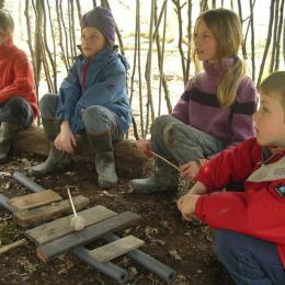 Stage nature Explorateurs (7-9 ans)